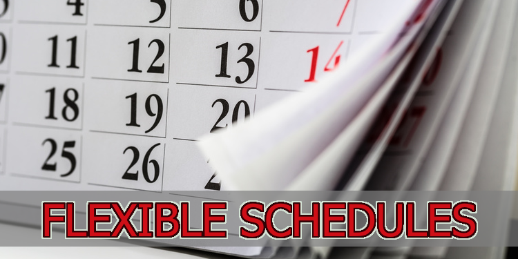 Flexible Schedule Maryland Bartending School